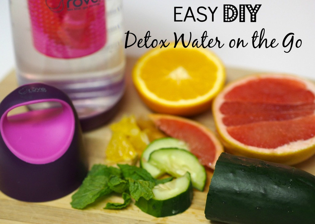 Detox Water on the Go