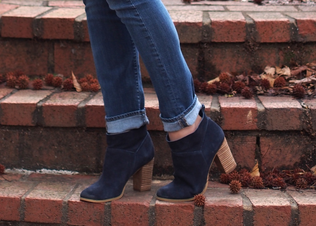 Casual and Chic Booties
